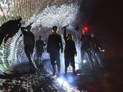 Экскурсия в подземную реку Неглинку